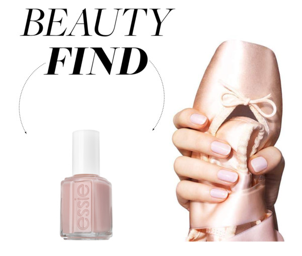 Beauty Find: Essie Ballet Slippers Nail Polish