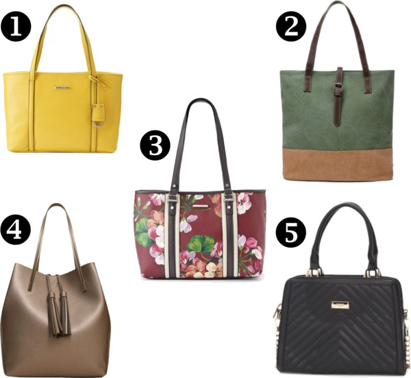5 Fall Totes Under$50