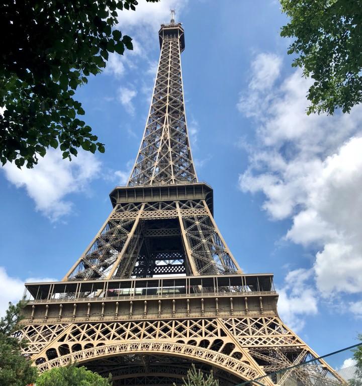 Europe: Paris